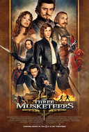 Three Musketeer Poster