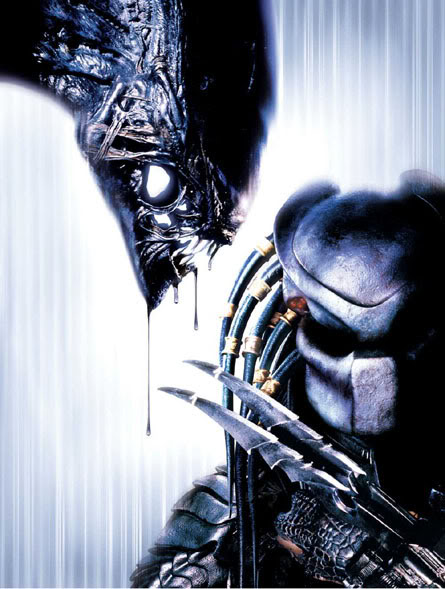 Aliens vs Predator Poster
