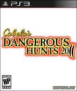 Cabela's Dangerous Hunts 2011 Poster
