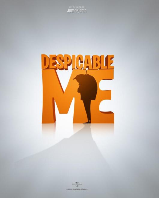 Despicable Me Poster