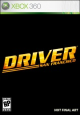 Driver: San Francisco Poster