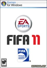 FIFA 11 Be A Goalkeeper Tutorial Poster