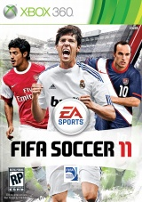 FIFA 11 Trailer - Gamecom '10  Poster