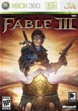 Fable III Poster