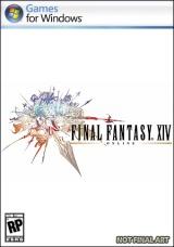 Final Fantasy XIV Online Poster