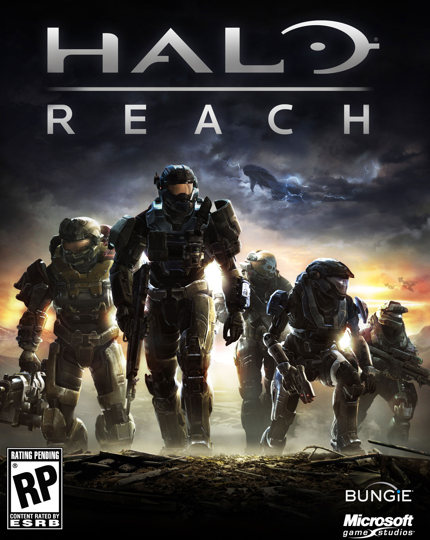 Halo Reach Poster