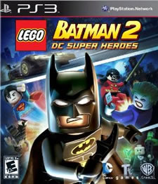 LEGO Batman 2: DC Super Heroes Poster
