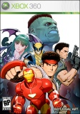 Marvel Vs. Capcom 3: Fate of Two Worlds Poster