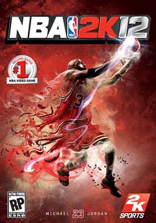 NBA 2k12 Poster