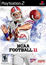 NCAA Football 11  Poster