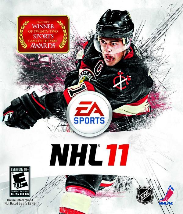 NHL 11 Poster