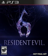 Resident Evil 6 Poster