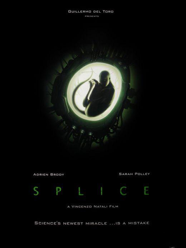 Splice Poster