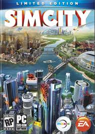 SimCity 2013  Poster