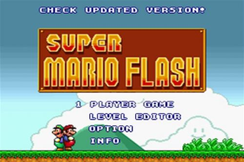 Super Flash Mario