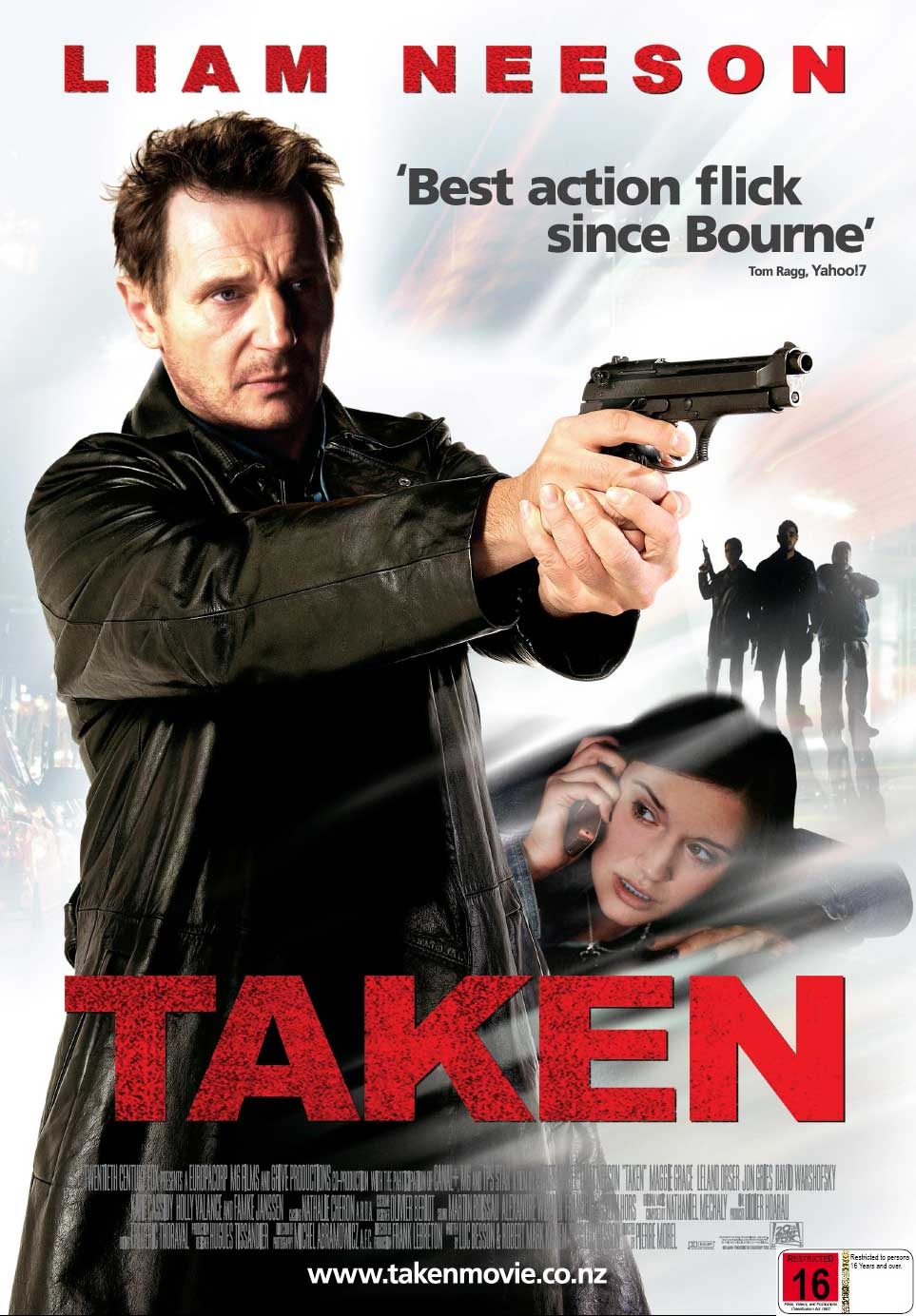 Taken Poster