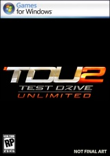 Test Drive Unlimited 2 Poster