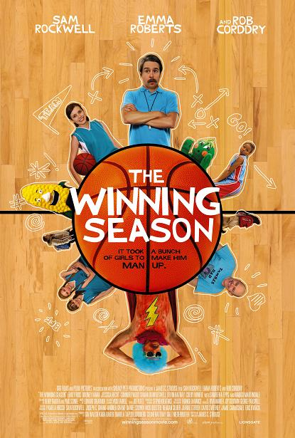 The Winning Season Poster