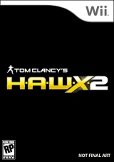 Tom Clancy's HAWX 2 Poster