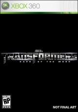 transformers dark of the moon game cheats