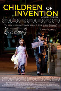 Children of Invention Poster