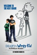 Diary of a Wimpy Kid 2: Rodrick Rules Poster