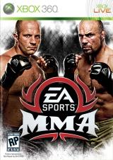EA Sports MMA Poster