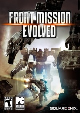 Front Mission Evolved Poster