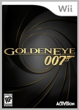 GoldenEye 007 Movie Poster