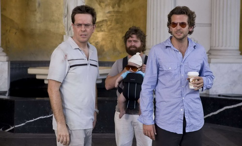 The Hangover 2 Likely to Be Shot in 3-D Posted by Sean on March 19th, 2010