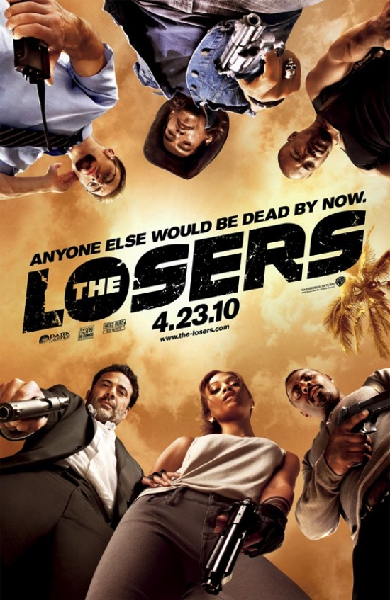 The Losers Poster