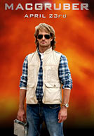 MacGruber Poster