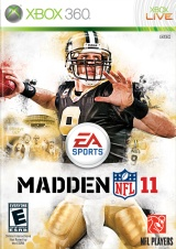 Madden NFL 11 Poster