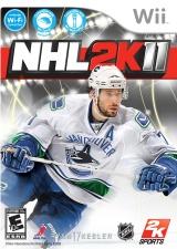 NHL 2K11 Poster