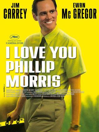 I Love Phillip Morris Poster