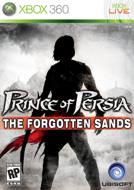 Prince of Persia: The Forgotten Sands Poster