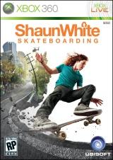 Shaun White Skateboarding Poster