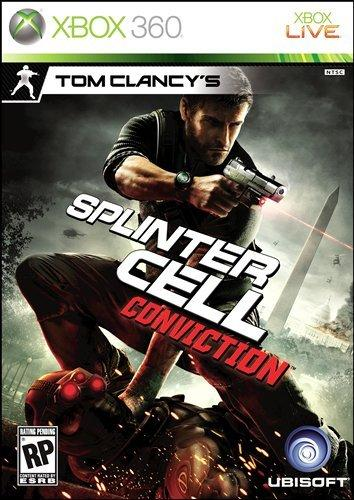 Splinter Cell: Conviction Poster