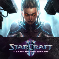 StarCraft II Expansion Poster