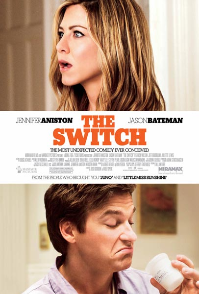 The Switch Poster