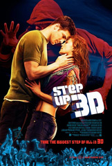 Step it Up 3-D Poster
